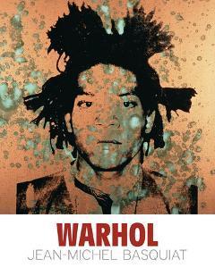 Jean-Michel Basquiat, 1982 by Andy Warhol