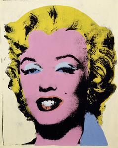 Lemon Marilyn, 1962 by Andy Warhol