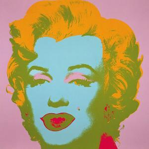 Marilyn, c.1967 (Pale Pink) by Andy Warhol