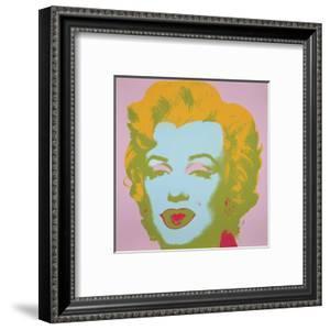 Marilyn Monroe (Marilyn), 1967 (pale pink) by Andy Warhol