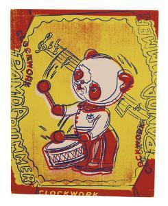 Panda, 1983 by Andy Warhol