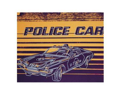 Police Car, 1983
