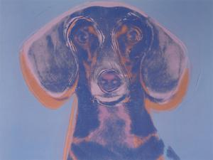 Portrait of Maurice by Andy Warhol