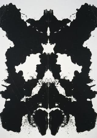 Rorschach, c.1984 by Andy Warhol