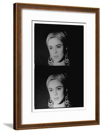 Screen Test: Edie Sedgwick, c.1965 by Andy Warhol