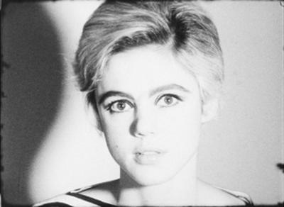 Screen Test: Edie Sedgwick [ST308], 1965 by Andy Warhol