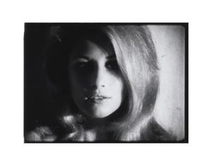 Screen Test: Jane Holzer [ST146], 1964 by Andy Warhol