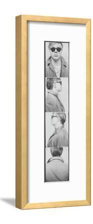 Self Portrait, 1963 (Photobooth)