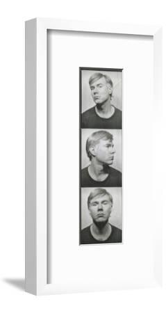 Self-Portrait, c. 1964 (photobooth pictures)