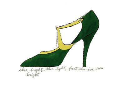Shoe Bright, Shoe Light, First Shoe I've Seen Tonight, 1955