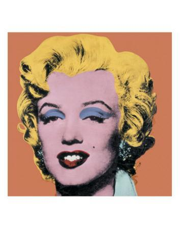 Shot Orange Marilyn, c.1964 by Andy Warhol