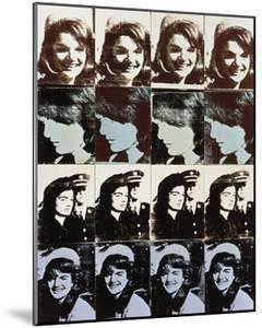 Sixteen Jackies, 1964 by Andy Warhol