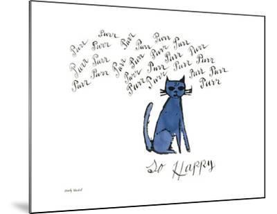 So Happy, Ca. 1958 by Andy Warhol