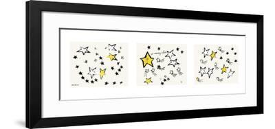 So Many Stars, c. 1958 (triptych)