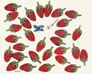 So Sweet, c. 1958 by Andy Warhol