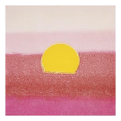 Sunset, 1972 (pink)