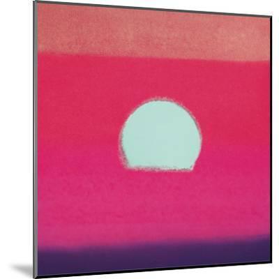 Sunset, c.1972 40/40 (fuchsia)