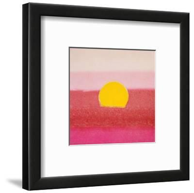Sunset, c.1972 40/40 (pink) by Andy Warhol