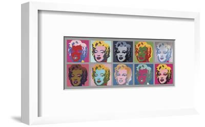 Ten Marilyns, 1967