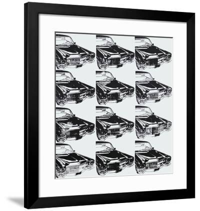 Twelve Cars, 1962