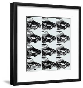 Twelve Cars, c.1962 by Andy Warhol