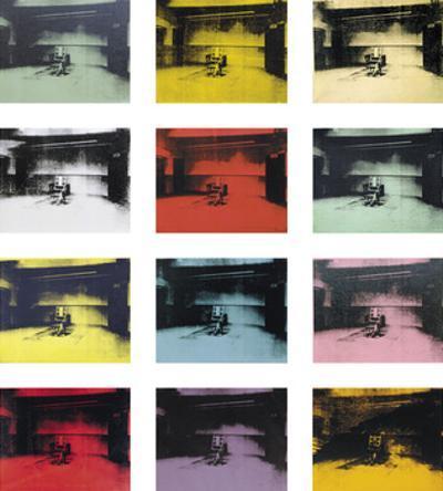 Twelve Electric Chairs, c.1964/65