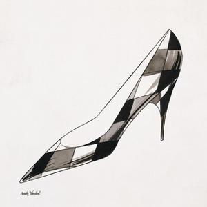 Untitled (High Heel), c. 1958 by Andy Warhol