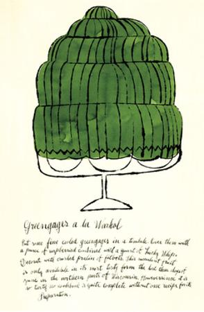 Wild Raspberries, c.1959 (green)