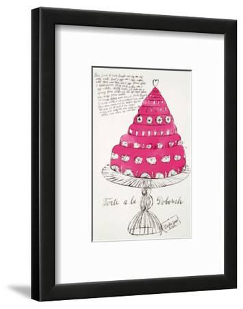 Wild Raspberries, c.1959  (pink)
