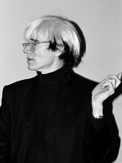 Andy Warhol--Premium Photographic Print