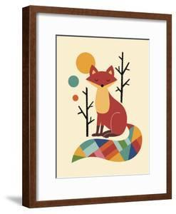 Beautiful Foxes Framed Art Prints Artwork For Sale Posters And
