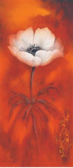 Anemone II-Betty Jansma-Art Print
