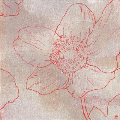 Anemone II-Stephanie Han-Art Print