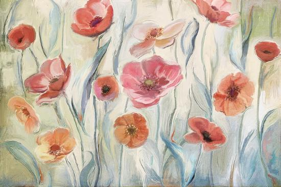 Anemone Poppies-Art Licensing Studio-Giclee Print