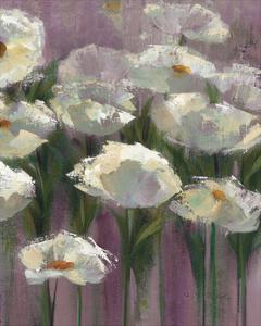 Anemones by the Lake Purple III