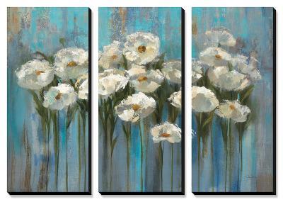 Anemones by the Lake-Silvia Vassileva-Canvas Art Set