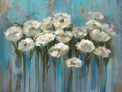 Anemones by the Lake-Silvia Vassileva-Premium Giclee Print