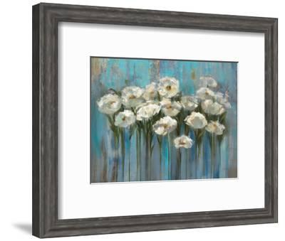 Anemones by the Lake-Silvia Vassileva-Framed Premium Giclee Print
