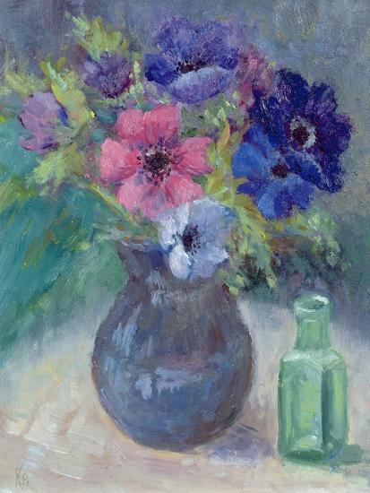 Anemones-Karen Armitage-Giclee Print