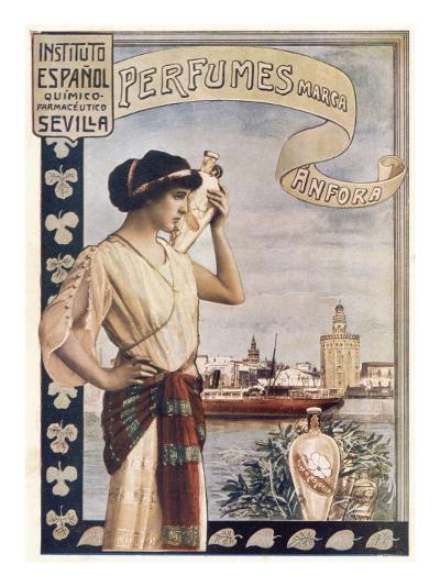 Anfora Perfumes, Seville--Giclee Print