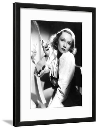 Ange Angel De Ernstlubitsch Avec Marlene Dietrich 1937
