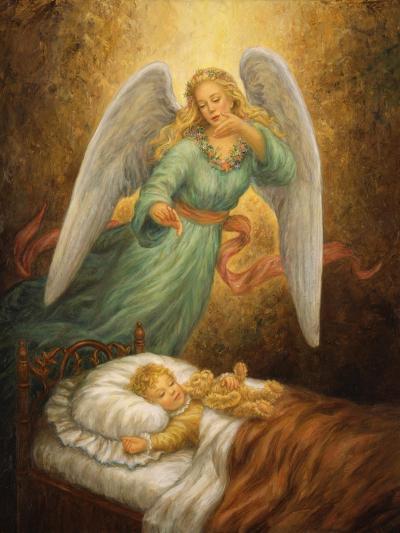 Angel 12-Edgar Jerins-Giclee Print