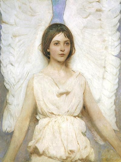 Angel, 1889-Abbott Handerson Thayer-Giclee Print