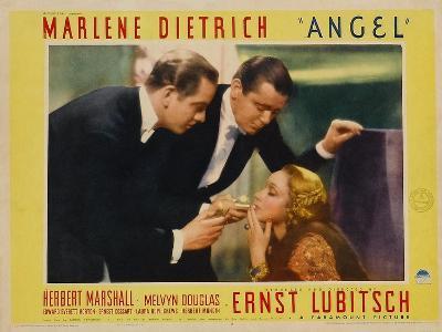 Angel, 1937--Art Print