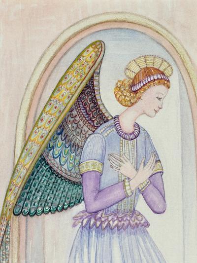 Angel, 1995-Gillian Lawson-Giclee Print