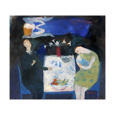 Angel, 2004-Susan Bower-Giclee Print