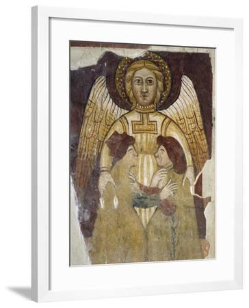 Angel, Church of San Domenico, Perugia, Umbria, Italy--Framed Giclee Print