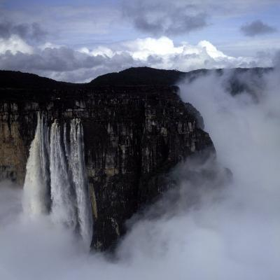 Angel Falls, Venezuela--Photographic Print