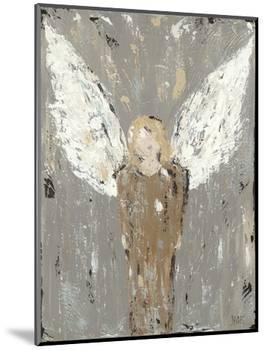 Angel Guardian-null-Mounted Art Print