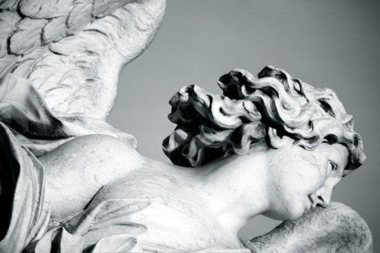 Angel II-Tony Koukos-Giclee Print